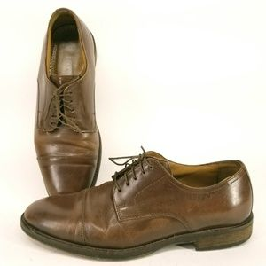 Johnston & Murphy Cap Toe Oxfords 9 EF59